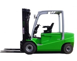 Cesab B640 Electrick fork lift truck