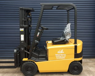 CAT 1.8 tonne Electric Forklift